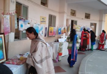 संस्कृत विभाग – भंडारा येथील संस्कृत विदर्भप्रान्त संमेलनात दाते महाविद्यालयाचा सहभाग