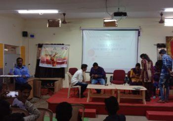 राज्यशास्त्र विभाग – Skill -India कार्यक्रम संपन्न